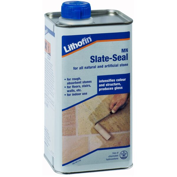 Lithofin MN Slate Impregnator Sealer - 1 Litre