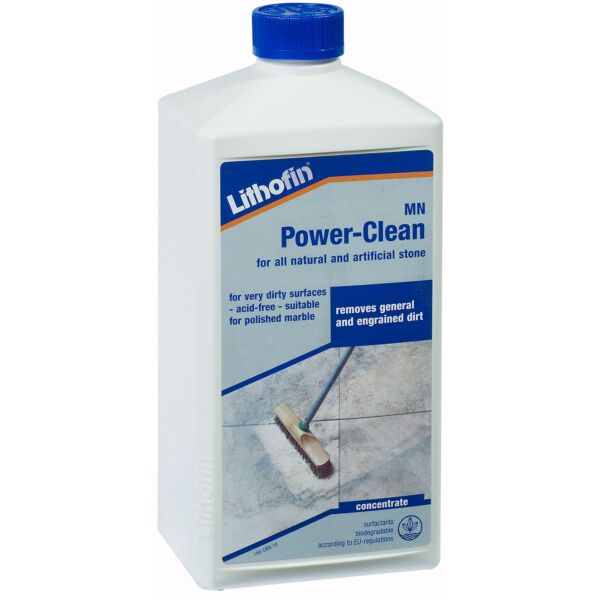 Lithofin MN Power Clean - 1 Litre