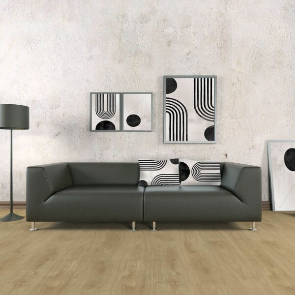 SL1002 Darcy Natural Oak Laminate Flooring 1200x191mm