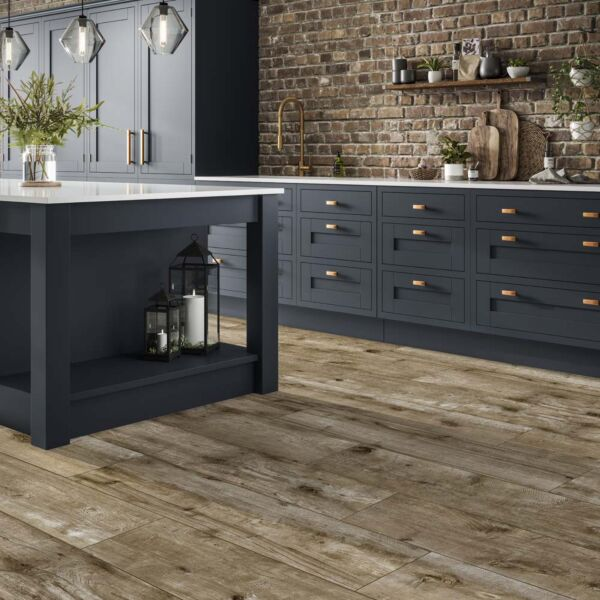Kenwood Oak Matt Glazed Porcelain 300x1200x10mm