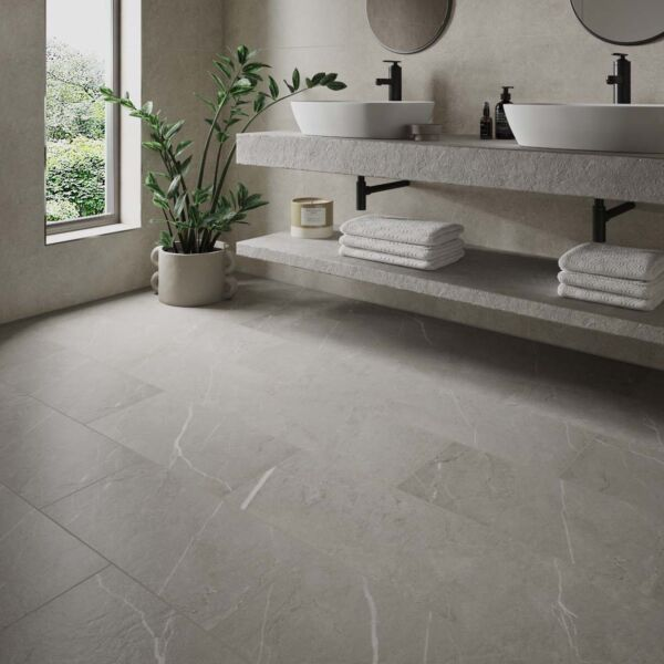 L10024 Rodellar Stone Silver SPC Flooring