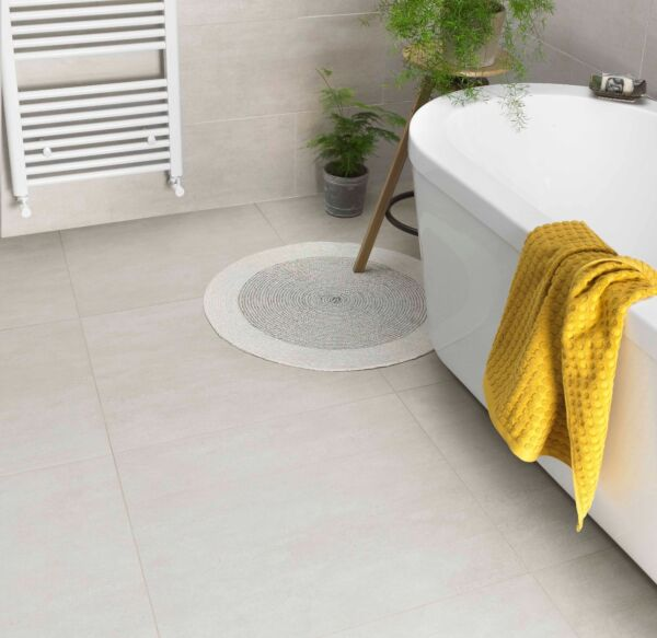 Rainstone Bone Glazed Porcelain W&F 300x600mm