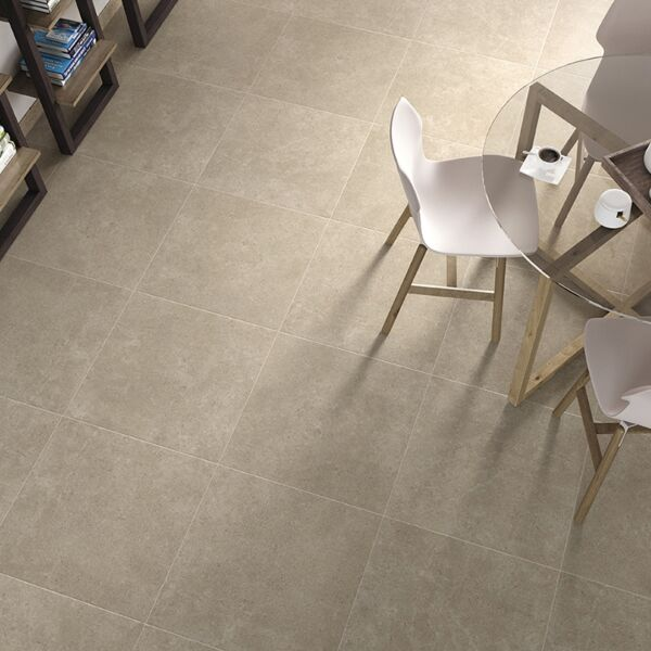 Canyon Natural Glazed Porcelain Floor 600x600mm