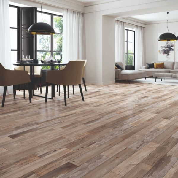Barnwood Aged Oak (Tilden) Glazed Porcelain W&F 150x900mm