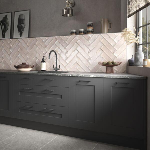 P11068 Hope Rose 75x300mm Ceramic Wall Tiles