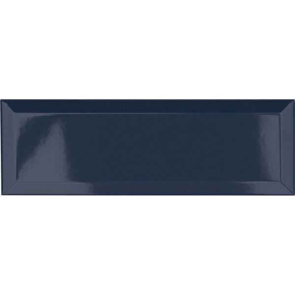 P11537 Metro Marino Blue Ceramic Wall Tile 100x300mm