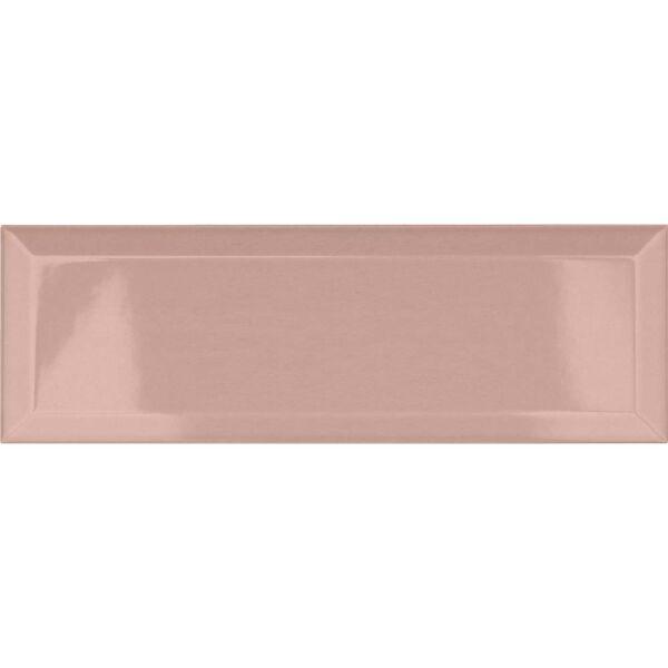 P11539 Metro Pink Ceramic Wall Tile 100x300mm