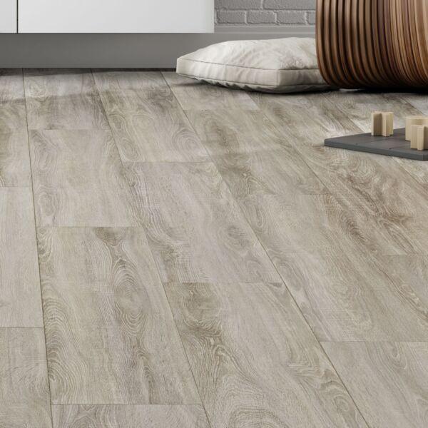 SL1006 Parker Taupe Ash Laminate Flooring 1200x191mm
