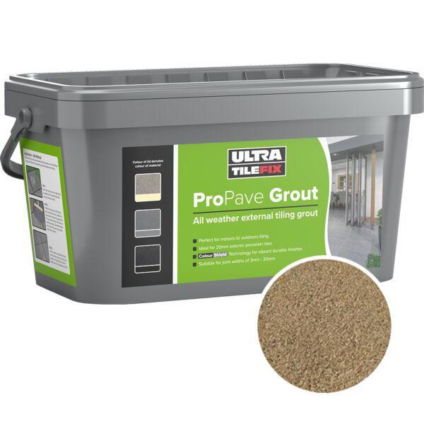 A10202 Instarmac Pro Pave Grout Black 15kg
