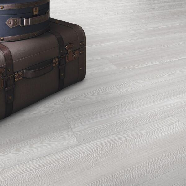 SL1008 Radley White Elm Laminate Flooring 1200x191mm