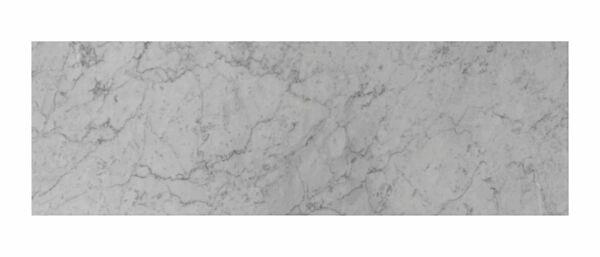 Carrara Polished Marble W&F 305x923mm