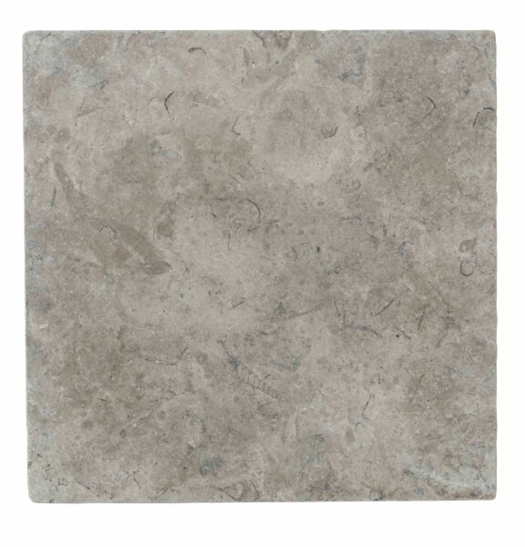 Dorset Brown Tumbled Limestone W&F 400x400mm
