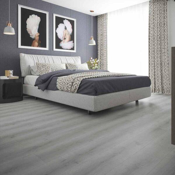 WR1002 - HydroClick Kendra Fossil Elm Plank Laminate Flooring