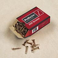 A10066 ProBacker Screws 3.9x25mm - Box of 200