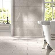 Evol Grigio Grip Rettm. Anti Slip Porcelain W&F 600x300mm