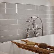 Handmade Grigio Ceramic Wall 75x300mm