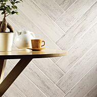 Kielder White Glazed Porcelain W&F 150x900mm