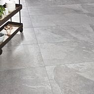 Atlanta Grey Glazed Porcelain 600x1200mm