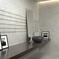 Brooklyn Grey Ceramic Wall 300x900mm