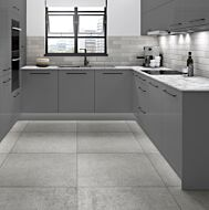 Acapulco Grey (Rect) Glazed Porcelain W&F 790x790mm