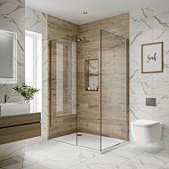 Lulworth White Matt 250x500mm Ceramic Wall Tile