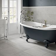 Penshaw Pearl Matt 500x500mm Porcelain Wall & Floor Tile