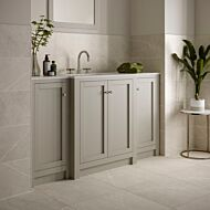 Penshaw Cream Matt 500x500mm Porcelain Wall & Floor Tile