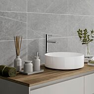 Penshaw Grey 25x50cm ceramic wall tiles