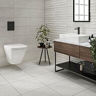 Tresco White Matt 250x500mm Ceramic Wall Tile