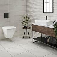 Tresco White Matt 500x500mm Porcelain Wall & Floor Tile