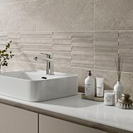 Blakeley Ivory Matt 250x500mm Ceramic Wall Tile