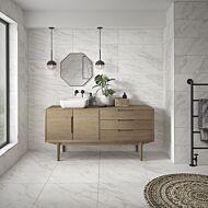 P11075 Terma 250x750mm Ceramic Wall Tile, P11076 Terma Decor 250x750mm Ceramic Wall Tile & P11077 Terma 600x600mm Porcelain Wall & Floor Tile