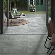 P11201 Welford Grey Glazed Indoor Tile 595x595x10mm