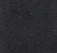 Starlight Black Polished Quartz W&F 600x600mm