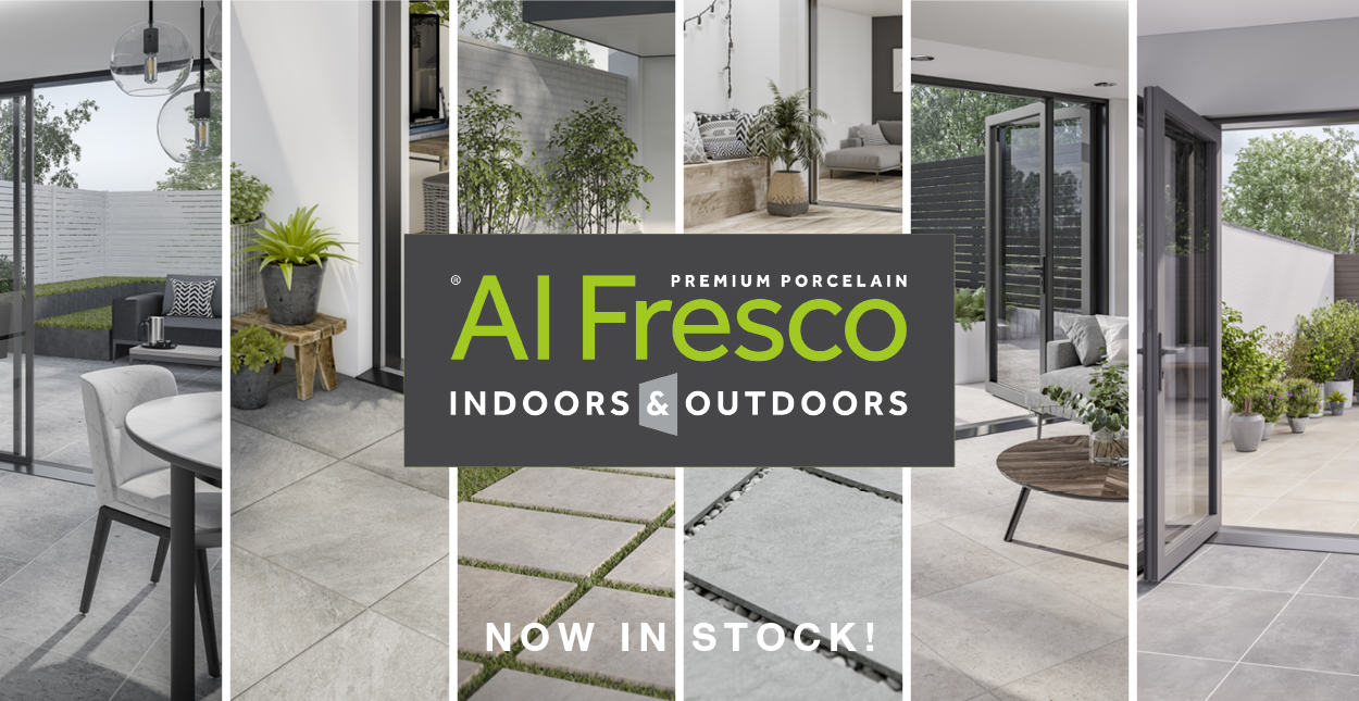 Al Fresco Now In Stock!