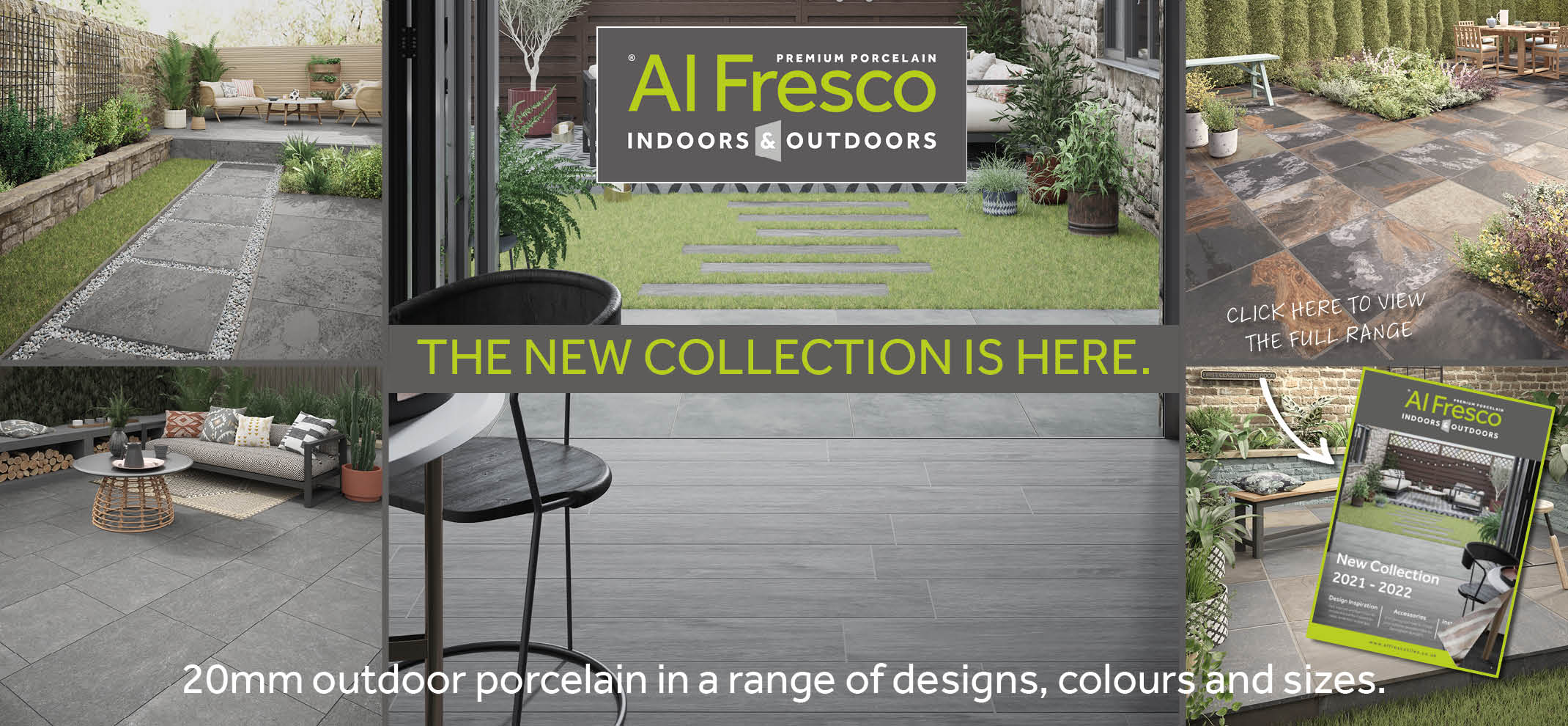 Al Fresco The New Collection is Here