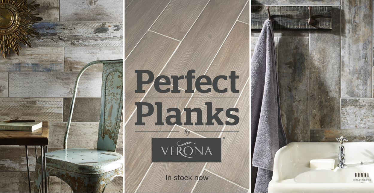 Perfect Planks by Verona – in stock now