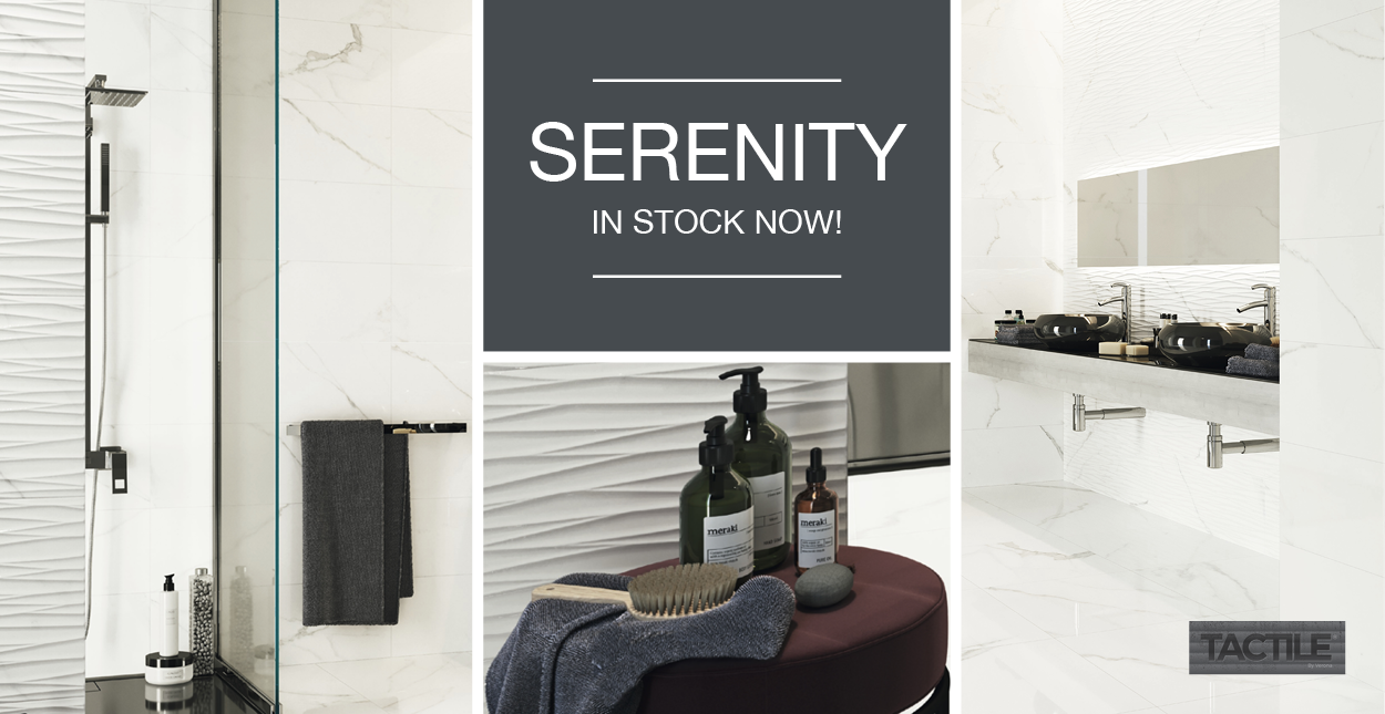 Serenity In Stock Now!